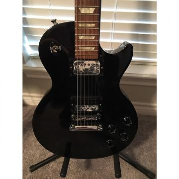Custom Gibson Les Paul Studio Ebony