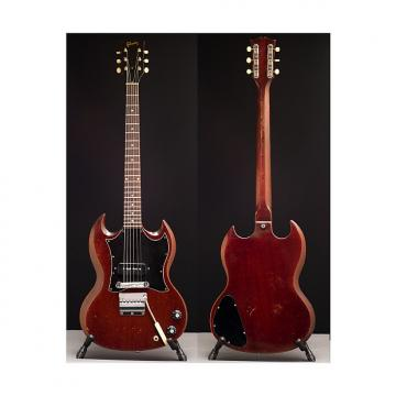 Custom Gibson SG Junior with Tremolo 1967 Aged Cherry