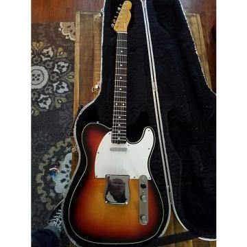 Custom Fender 62 Custom Telecaster 1988 Japanese  62 Custom 1988 Sunburst