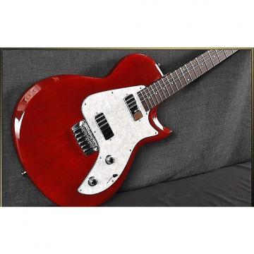 Custom Taylor SB1X Translucent Red