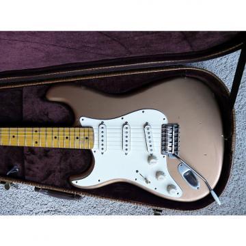 Custom Left Handed 2017 Bill Nash S-67 Les Paul Gold guitar Lollars LH Large Headstock