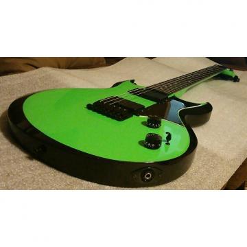 Custom Ibanez  Gio  Candy Crush Green Hulk