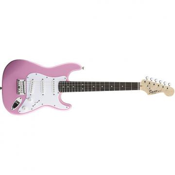 Custom Squier Mini Strat® Pink