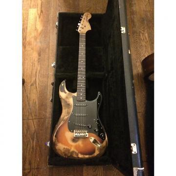 Custom Fender 70's Style Relic Strat (F*cker Strat) w/HSC