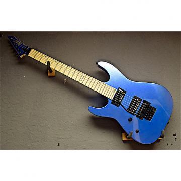 Custom ESP Left Handed LTD M-400M 2016 Ice Blue Metallic Lefty Guitar
