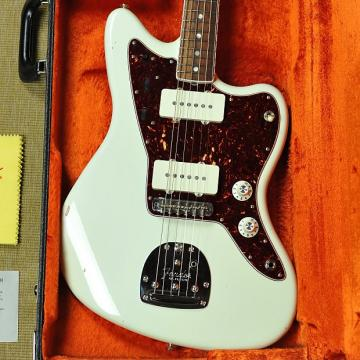 Custom Fender '65 American Vintage Reissue Jazzmaster - 1965 AVRI - Olympic White