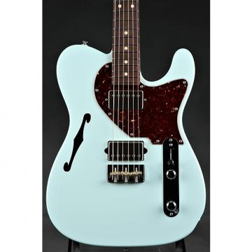 Custom Suhr Alt T Pro Rosewood Limited Edition - Sonic Blue