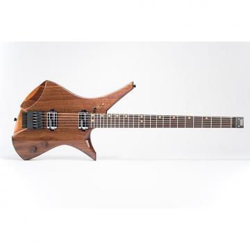 Custom Downes Guitars Model 101HB - Walnut-top Baritone 6-string