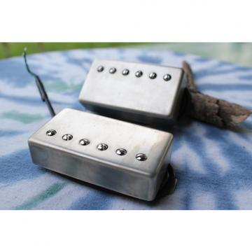 Custom 2017 Dunable Grizzly Pickup Set (Worn Nickel)