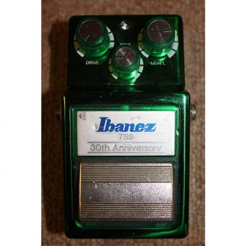 Custom Ibanez TS9 Tube Screamer 30th Anniversary