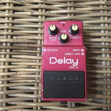 Custom Boss DM-3 Analog Delay (MIJ 1980's)
