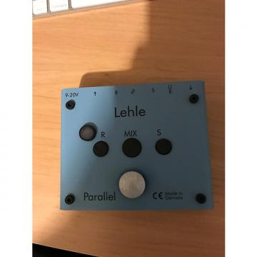 Custom Lehle Parallel mixer pedal