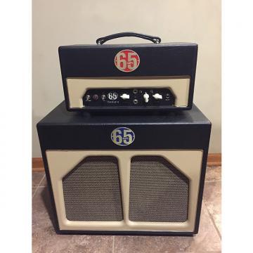 Custom 65 Amps Blue Line 1x12 Cabinet
