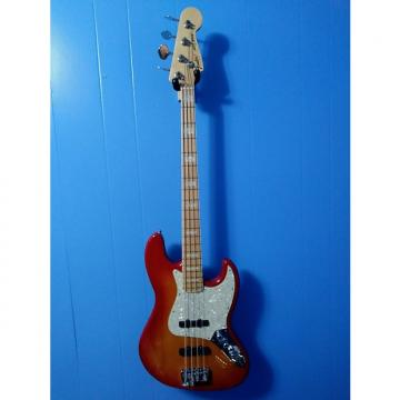 Custom Fender Jazz Bass 70s Reissue MIJ 2007? Amber Burst