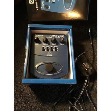 Custom Behringer GDI21 V-Tone Guitar Driver DI Pedal