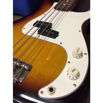 Custom Fender Standard Precision Bass 2000s Sunburst