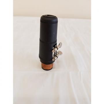 Custom Selmer Paris 105C85 Bb Clarinet Mouthpiece Black