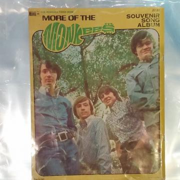 Custom More of the Monkees - Souvenir Song Album