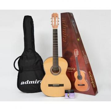 Custom Admira Alba Classical Guitar Package