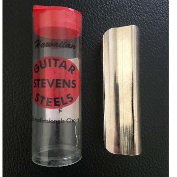 Custom Guitar Stevens Steels Hawaiian Style Steel Bar Slide Steel