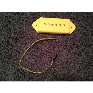 Custom McNelly P-90 Dog Ear Neck Pickup With Cream Cover 2017