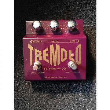 Custom Dunlop TS-1 Tremolo Stereo Pan Analog