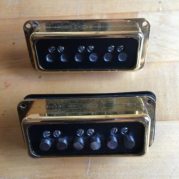 Custom Gretsch/Lindy Fralin re-wound Dynasonic Pickups RWRP
