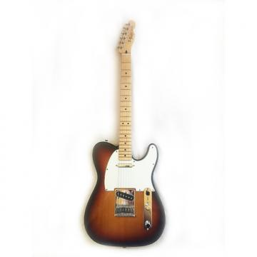 Custom FENDER Standard Telecaster - 2011. Made in Mexico. Brown Sunburst.