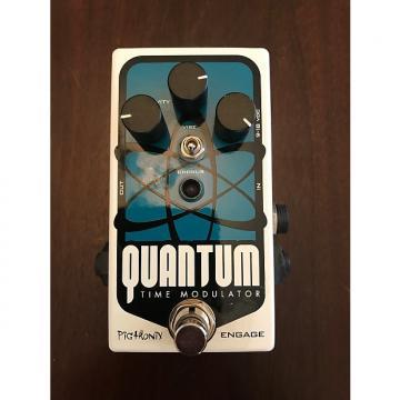 Custom Pigtronix Quantum Time Modulator exlnt condition w/box
