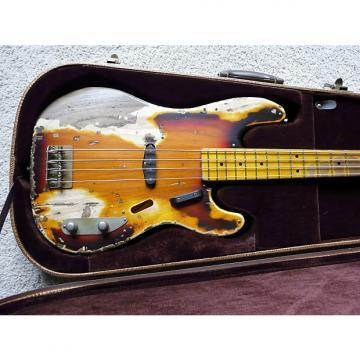 Custom Brand New 2017 Bill Nash Bass,  PB-55 Sting Bass Guitar, 7 lb 9 oz, Lollar pickup