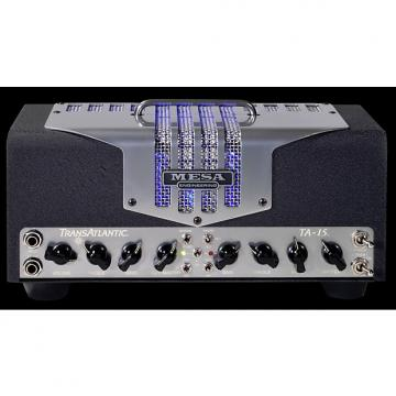 Custom Mesa Boogie Transatlantic TA-15 Head, New, Out of Box