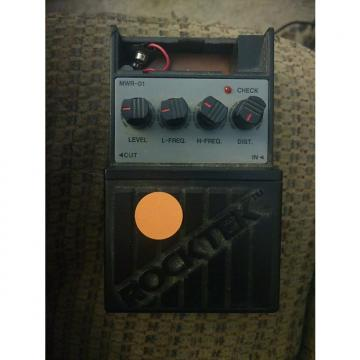 Custom Rocktek MWR-01 90s? Black  Metal Worker Distortion