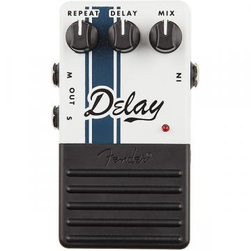 Custom Fender® Delay Pedal - Default title