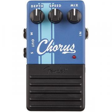 Custom Fender® Chorus Pedal