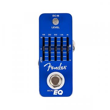 Custom Fender® Micro EQ - Default title