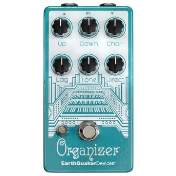 Custom EarthQuaker Devices Organizer 2017
