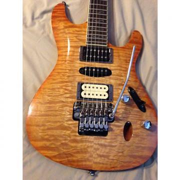Custom Ibanez S470 DXQM Electric guitar - AMAZING!!  DiMarzio, Wolfetone pickups