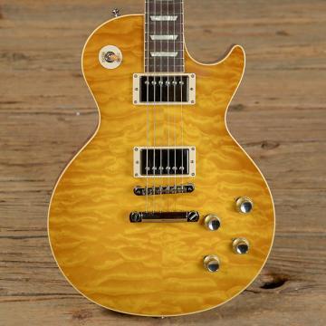 Custom Gibson Custom Shop 1960 Les Paul Reissue Quilt Sunburst USED