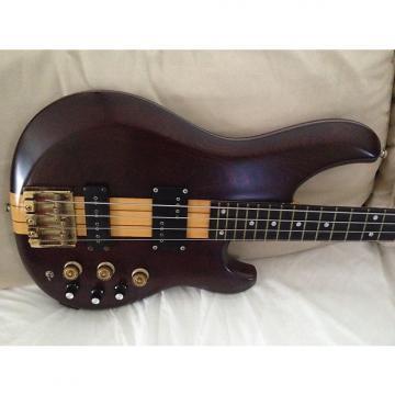 Custom Ibanez MC924 Musician bass 1982 Dark Walnut