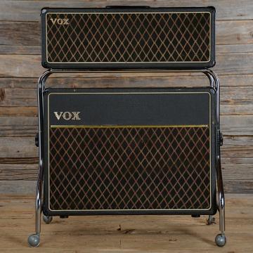 Custom Vox AC-30 Super Twin Amp Set Mid-'60's (s883)