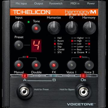Custom TC Helicon Harmony M