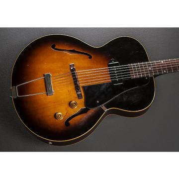 Custom Gibson ES-125 1956 Sunburst