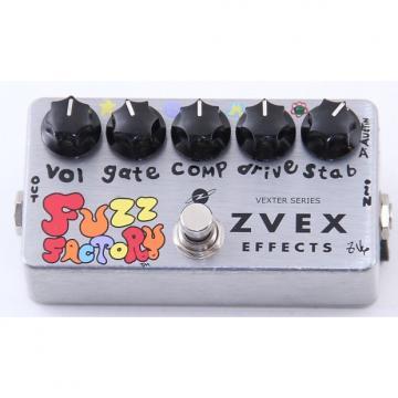 Custom ZVex Fuzz Factory Vexter Fuzz Guitar Effects Pedal PD-4011