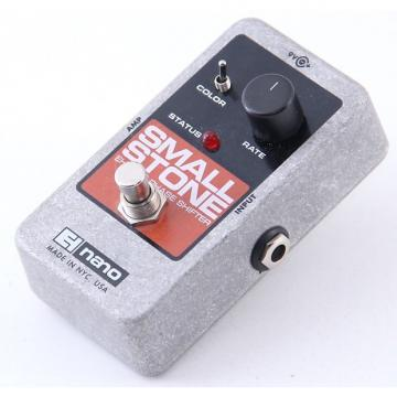 Custom Electro-Harmonix Nano Small Stone EH4800 Phaser Guitar Effects Pedal PD-4013
