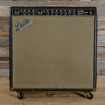 Custom Fender Super Reverb-Amp 1960s