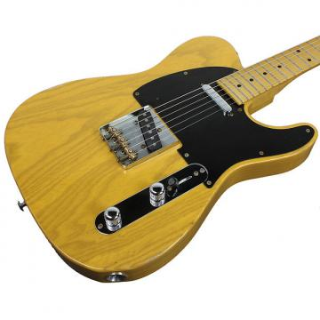 Custom Suhr Classic T Antique Guitar, Butterscotch Blonde