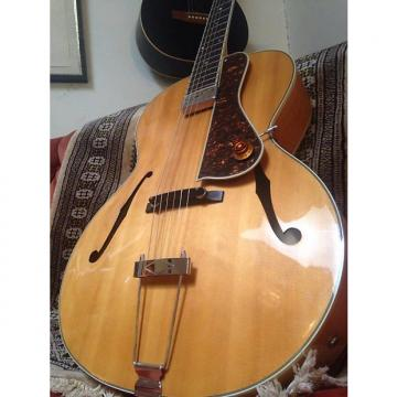Custom The Loar LH-500 Natural Blonde