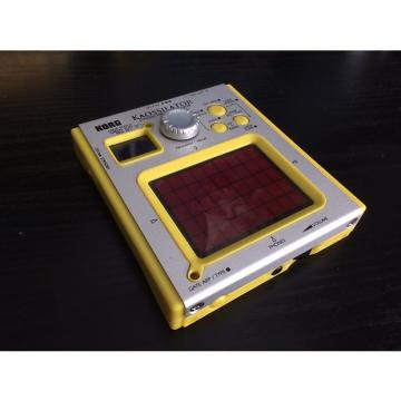 Custom Korg  Kaossilator w/ grid mod Yellow