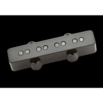 Custom Seymour Duncan Antiquity Jazz Bass Bridge Black