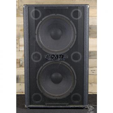 "Custom Crate BE-215 2x15"" Bass Amplifier Cabinet"